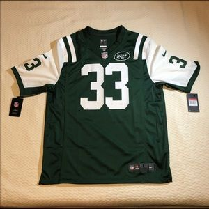 Nike NFL New York Jets Adams #33 jersey
